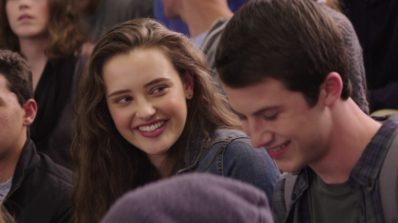 Clay And Hannah Worked At The Same Movie Theater, With Hannah Initially  Training Him The Two Became Acquainted Over The Summer After Hannah Moved  To Clay's