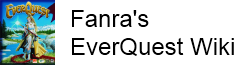 Fanra's EverQuest Wiki