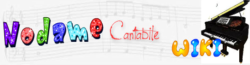 Nodame Cantabile Wiki