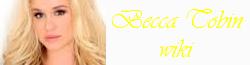 Becca Tobin Wiki