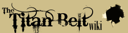 The Titan Belt Wiki