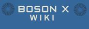 Boson X Wiki