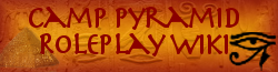 Camp Pyramid Roleplaying Wiki