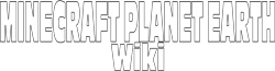 MinecraftPlanetEarth Wiki