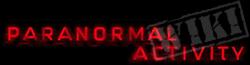 Wiki Actividad Paranormal
