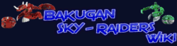 Bakugan Sky Raiders Wiki