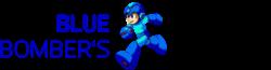 Blue Bomber Comics Wiki