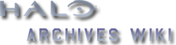 Halo Archives Wiki
