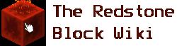 The Redstone Block Wiki