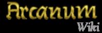 Arcanum Wiki