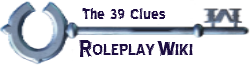 39 Clues Roleplay Wiki