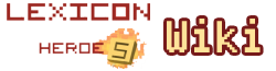 Lexicon Heroes Wiki
