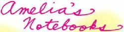 Amelia's Notebooks Wiki