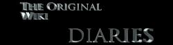 The Original Wiki Diaries Wiki