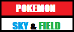 Pokemon Sky and Field Wiki