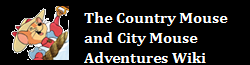The Country Mouse and the City Mouse Adventures Wi