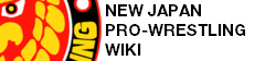 New Japan Pro-Wrestling Wiki