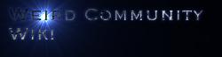 Weird Community Wiki