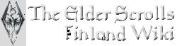 The Elder Scrolls Finland Wiki