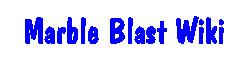 Marble Blast Wiki
