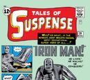 Iron Man Comic Books