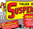 Tales of Suspense Vol 1 50