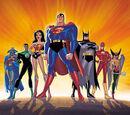 Justice League (DCAU)/Gallery