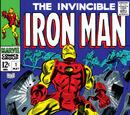 Iron Man Vol 1 1