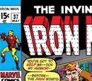 Iron Man Vol 1 37