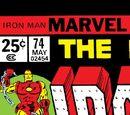 Iron Man Vol 1 74