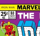 Iron Man Vol 1 80