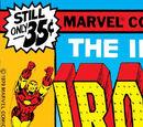 Iron Man Vol 1 121