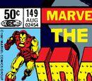 Iron Man Vol 1 149