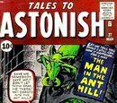 Ant-Man Comic Books
