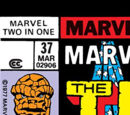Marvel Two-In-One Vol 1 37