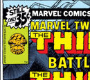 Marvel Two-In-One Vol 1 50
