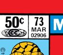 Marvel Two-In-One Vol 1 73