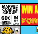 Marvel Two-In-One Vol 1 84