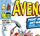Avengers Vol 1 1.5