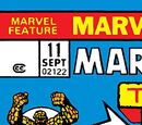 Marvel Feature Vol 1 11