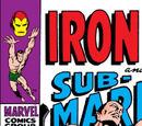 Iron Man and Sub-Mariner Vol 1