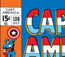 Captain America Vol 1 130