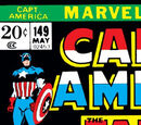 Captain America Vol 1 149