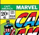 Captain America Vol 1 171