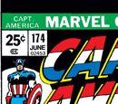 Captain America Vol 1 174