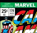 Captain America Vol 1 176