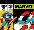 Captain America Vol 1 238