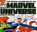 Official Handbook of the Marvel Universe Vol 2 8