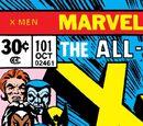 X-Men Vol 1 101