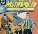 World of Metropolis Vol 1 1
